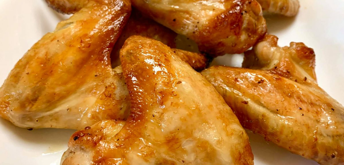 How Long Do You Cook Chicken Wings In An Air Fryer?